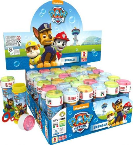 Bubble Tubs Paw Patrol Party Fillers